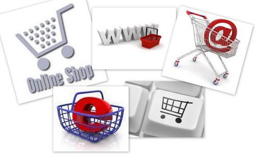 Создаем сайт магазина