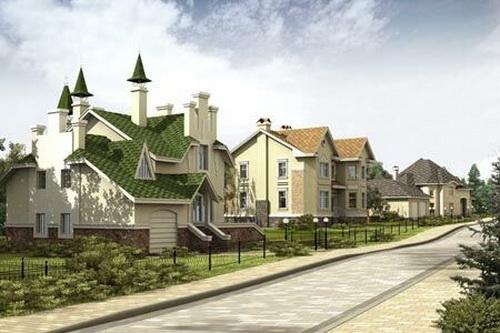 Комплекс способов для охраны поселка