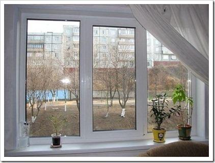 Почему пластиковые окна лучше деревянных?