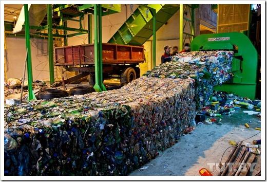 Переработка бумажных отходов
