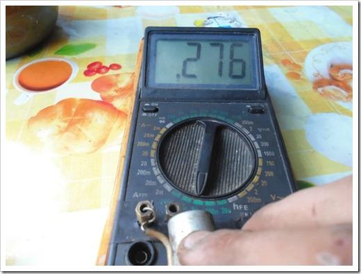 Что потребуется для проверки конденсатора?