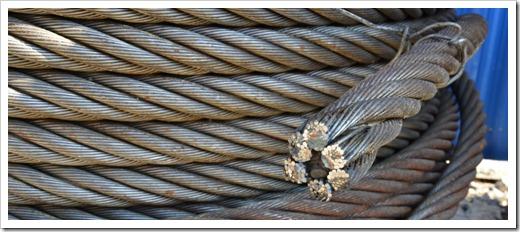 Различные виды плетения каната