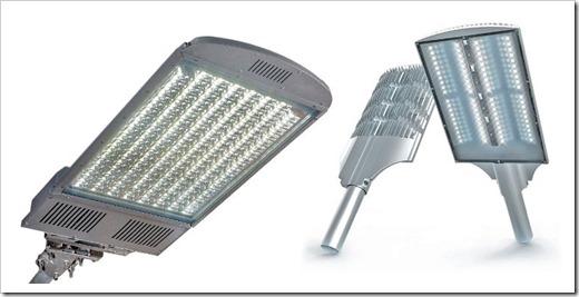 Светодиодный прожектор  на светодиодах