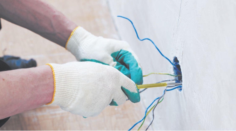 Мастер-электрик. Замена электрики в доме