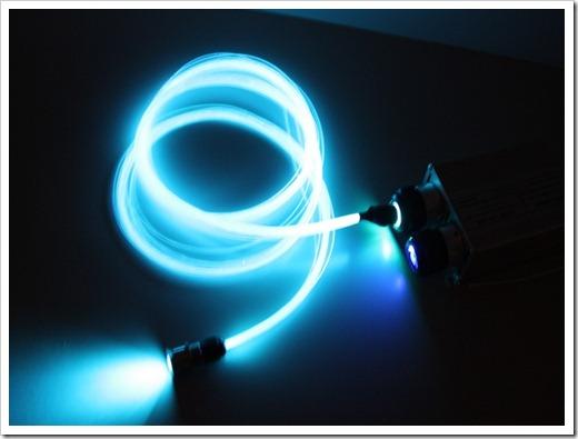 Материалы, которые используются для производства оптического волокна