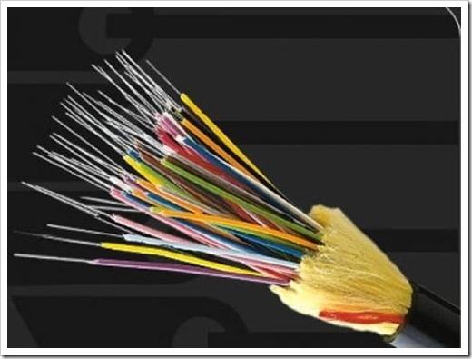Применение современных пластиков для производства оптоволокна