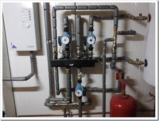 Особенности выбора газового котла отопления