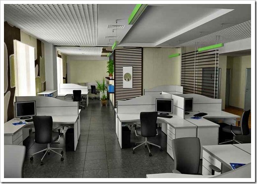 Какие материалы лучше всего использовать в отделке офиса?