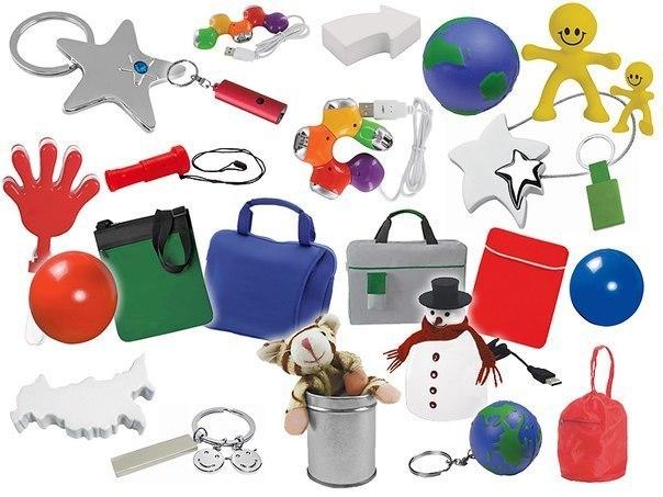 Виды сувенирной продукции