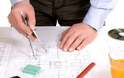 Работа архитектора