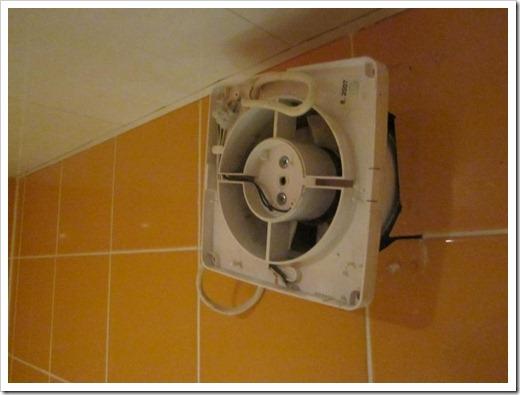 Вытяжной вентилятор: альтернативы нет