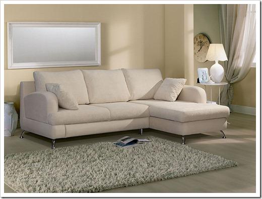Преимущества использования угловых диванов в жилом интерьере
