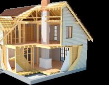 как недорого построить дом
