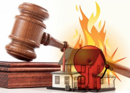 Виды ответственности за нарушение правил пожарной безопасности