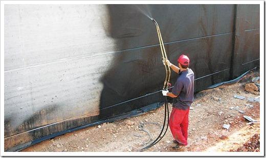 Критерии, которыми должны обладать гидроизоляционные материалы