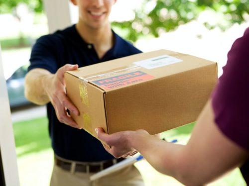 как доставлять товари из интернет-магазина
