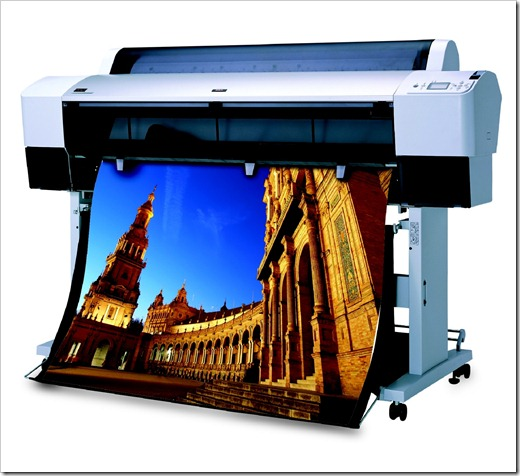 Основные критерии широкоформатной печати