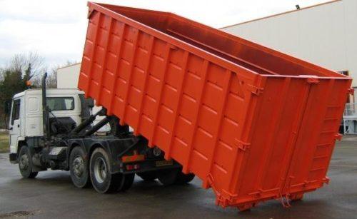Как заказать контейнер для вывоза мусора