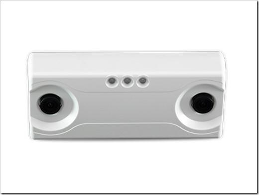 3D видеосчетчик