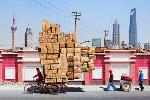 Как привезти груз из Китая