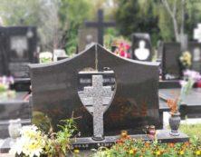 Виды надгробий и памятников