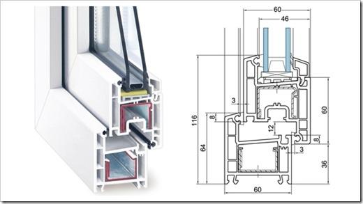 Универсальное остекление окон и балконов Рехау
