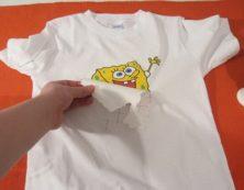 Как наносить изображение на футболку