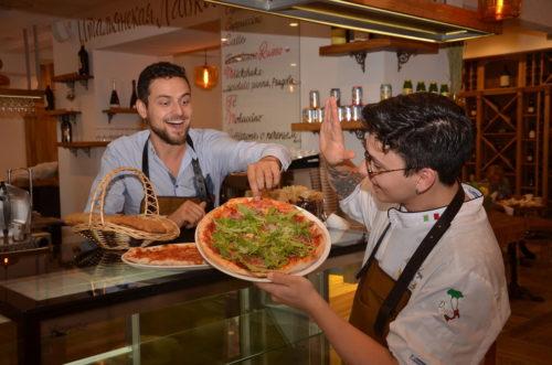 Какая пиццерия лучше в Москве