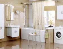 Какую мебель выбрать для ванной