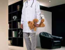 Виды медицинских халатов
