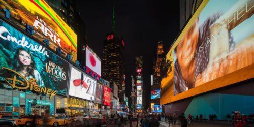 световой и наружной рекламы