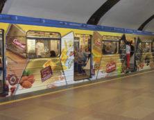 Реклама на транспорте: виды и характеристики