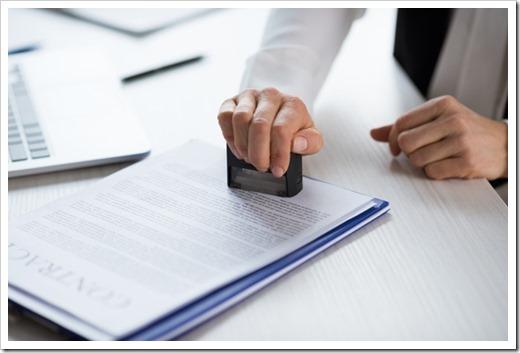 Документы, которые потребуются для регистрации