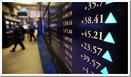 Принципы инвестирования: паника на рынке