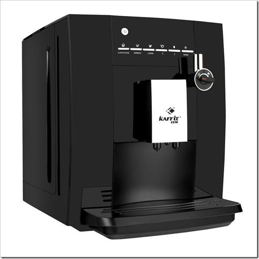 Как была создана первая кофемашина Kaffit?
